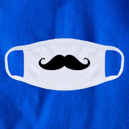 Μάσκα προστασίας υφασμάτινη, ποιοτική 100% βαμβάκι